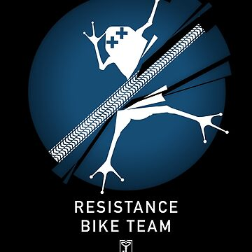 ingress : bike team by precociousmouse