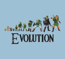 Zelda Evolution
