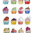 care for a cupcake? by Gabrielle Agius