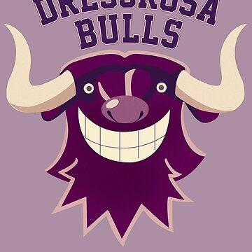 Dressrosa Bulls by Guidux