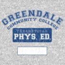 Greendale Theoretical Phys. Ed.  by Tom  Ledin