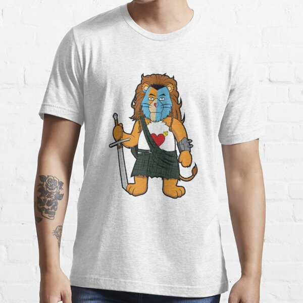 Brave Of Heart Lion Essential T-Shirt