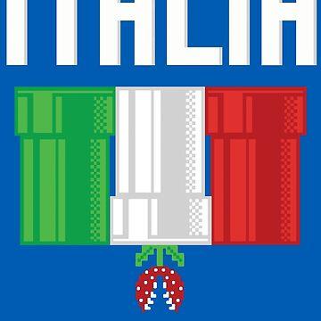 Italia by clarkielufc