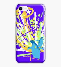 Stars of the Penguins iPhone Case/Skin