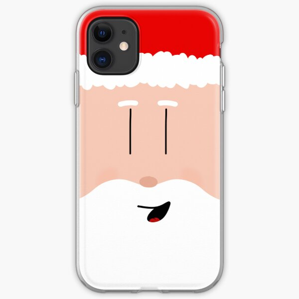Santa Claus iPhone Soft Case