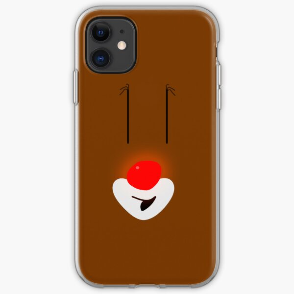 Rudolph iPhone Soft Case
