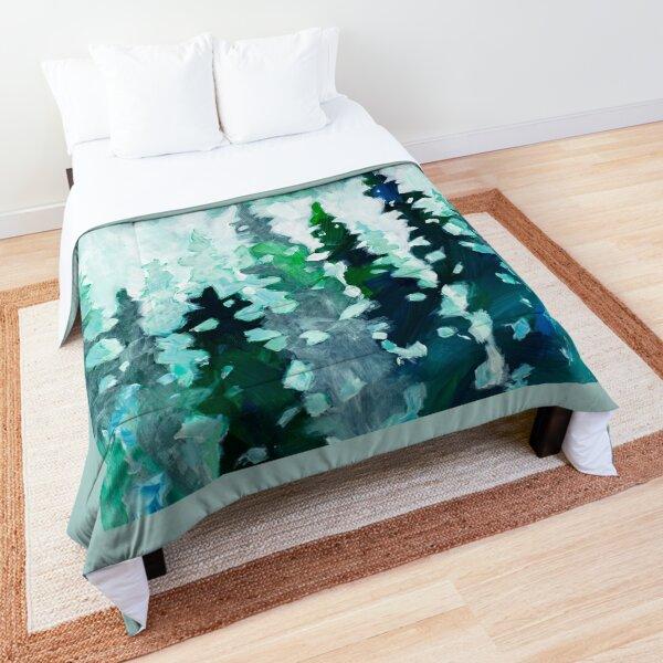 Serenity in nature Comforter