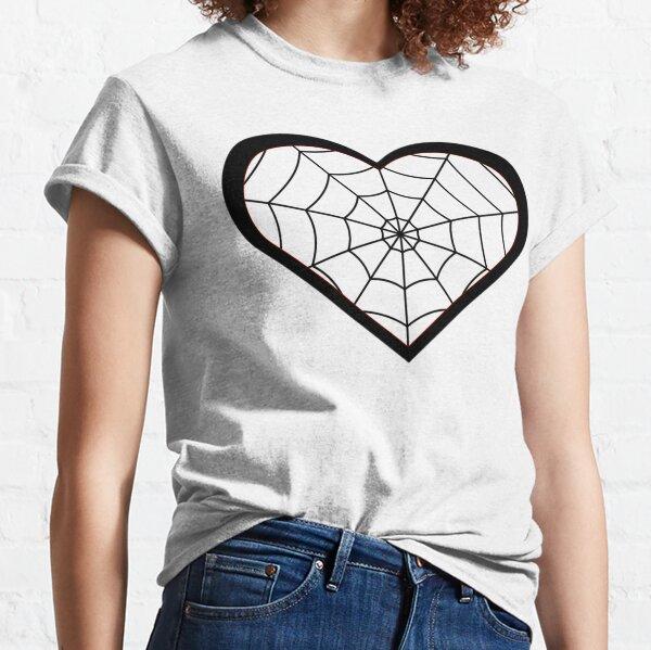 Web Heart Classic T-Shirt
