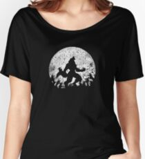 Werewolf vs Zombies Women's Relaxed Fit T-Shirt