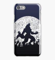 Werewolf vs Zombies iPhone Case/Skin