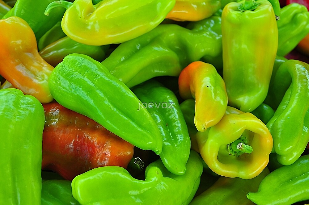 Peppers by joevoz
