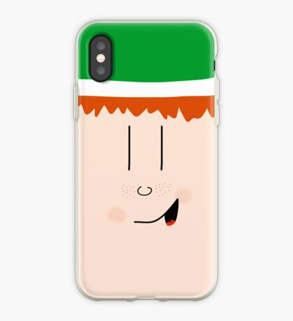 Santa's Elf iPhone Case