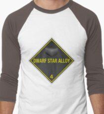 Hazardous: Dwarf Star Alloy Men's Baseball ¾ T-Shirt