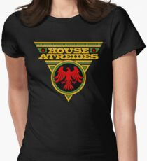 Dune HOUSE ATREIDES Women's Fitted T-Shirt