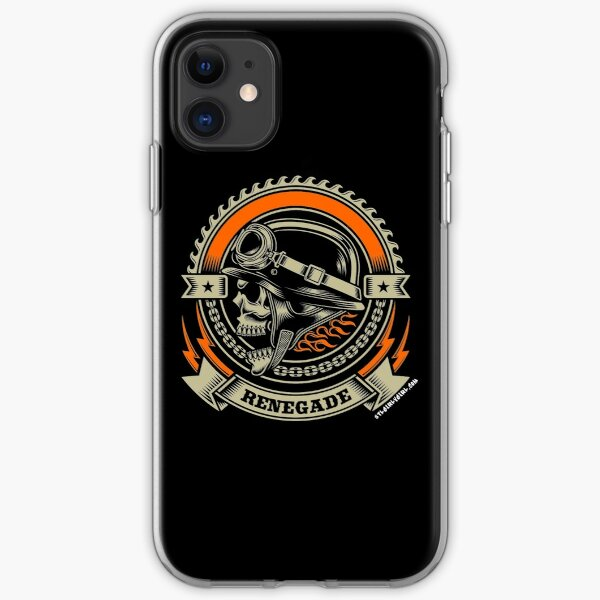 Renegade II by stlgirlygirl iPhone Soft Case
