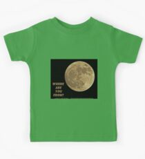 Where are you from? Kids Tee