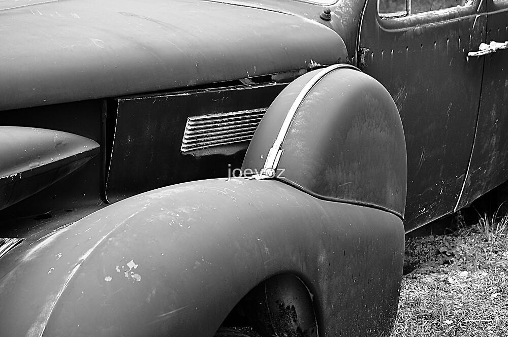 Old Car by joevoz