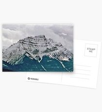 Mt Edith Cavell, Canadian Rockies, Alberta, Canada Postcards