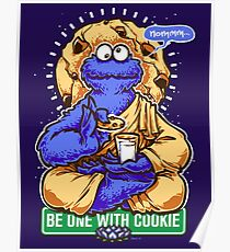 One With Cookie Poster