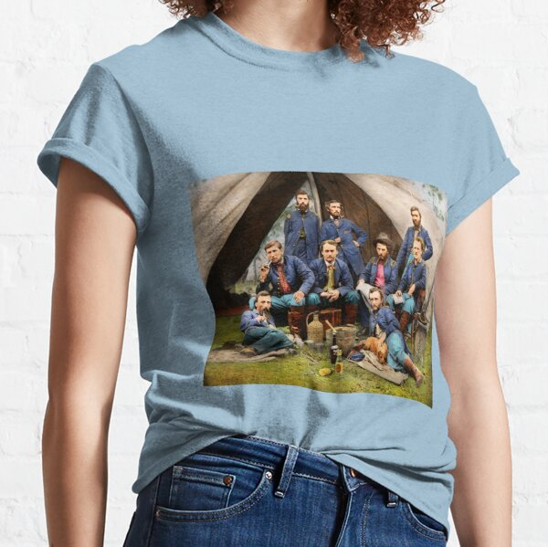Civil War - The young George Armstrong Custer 1862 Classic T-Shirt
