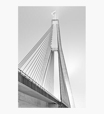 ANZAC Bridge - Glebe NSW Photographic Print