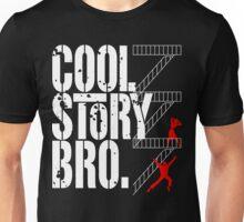 West Side Story, Bro. (White) Unisex T-Shirt