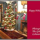 Christmas at The Golden Lamb by debbiedoda