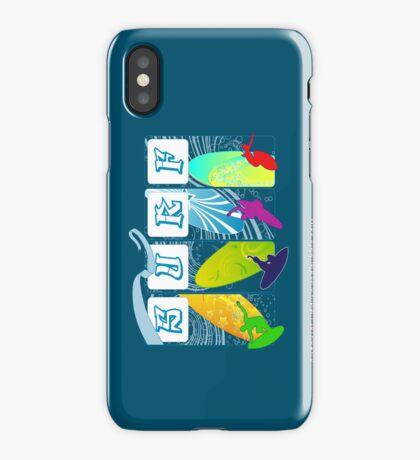 Surf Dudes!!!! iPhone Case/Skin