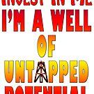 Untapped Potential by Darren Stein