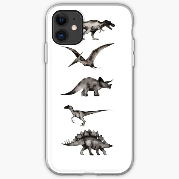 Kingdom of the Dinosaurs iPhone Soft Case