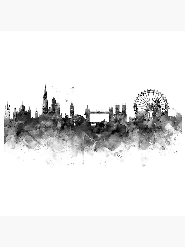 London Skyline by MonnPrint