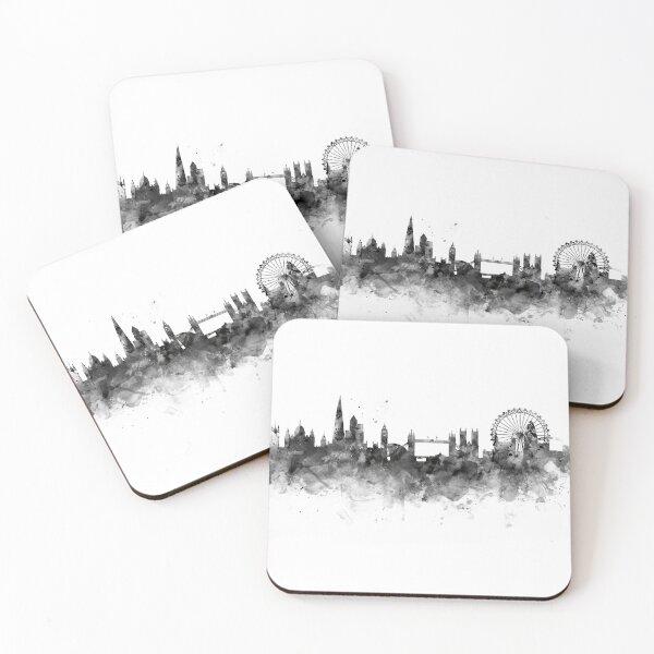London Skyline Coasters (Set of 4)