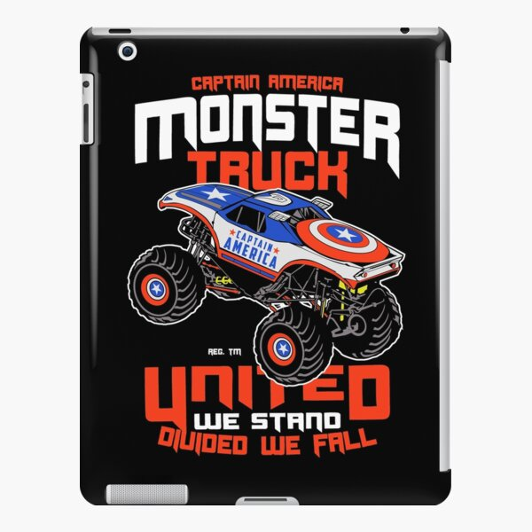 Automobile Legends - America Monster Truck iPad Snap Case