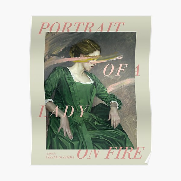 Portrait of a Lady on Fire Poster