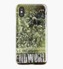 Endworld Iphone case - Escape iPhone Case/Skin