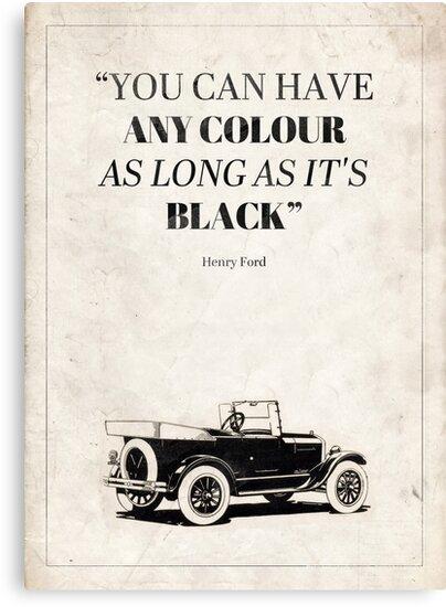 Paint it Black by HenryWine