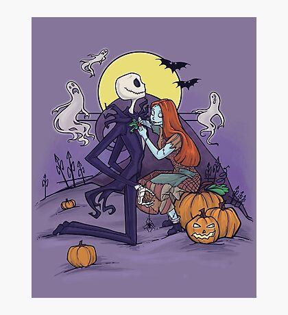 Halloween Hero Photographic Print