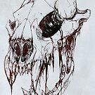 Monster Skull by drakhenliche