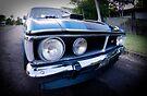 1971 XY Ford Falcon GTHO Phase III by Carol Knudsen