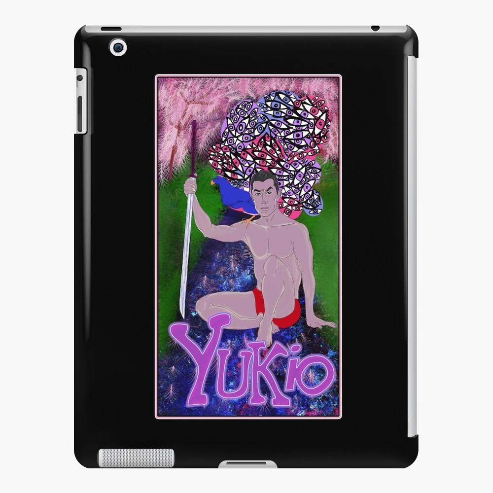 Yukio Mishima - A Portrait. iPad Case & Skin