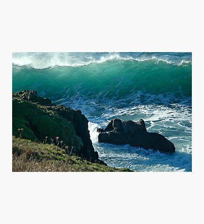 Beach Combers Nightmare Photographic Print