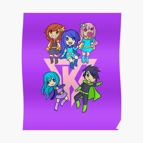 Its Funneh Posters Redbubble