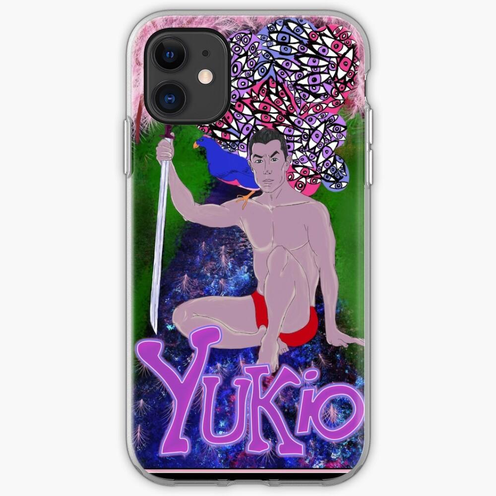 Yukio Mishima - A Portrait. iPhone Case & Cover