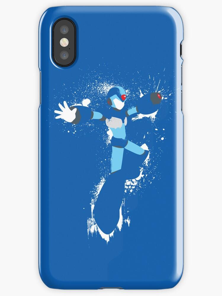 Mega Man X Splatterfest by thedailyrobot