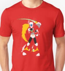 Splattery Maverick Hunter Zero  Unisex T-Shirt