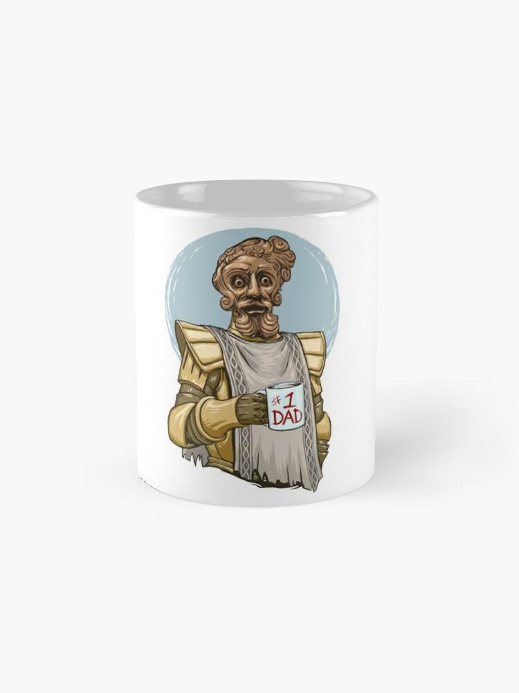 Alternate view of Giant Dad Mug
