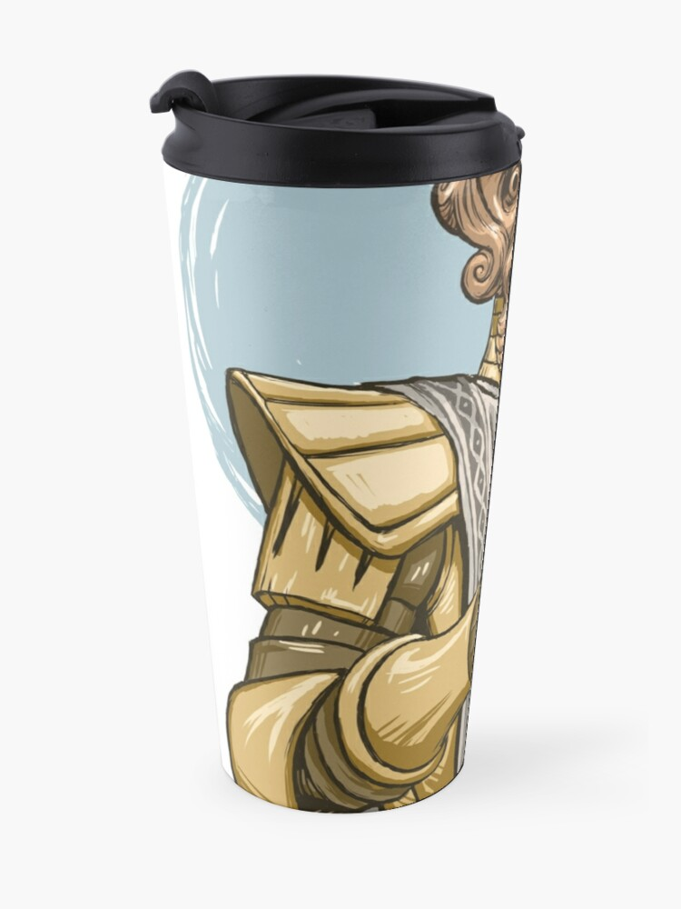 Alternate view of Giant Dad Travel Mug