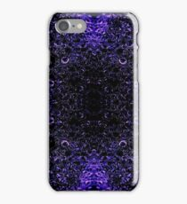 Waterdrop Print 01 iPhone Case/Skin