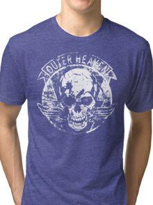 MGSV - A House Divided Tri-blend T-Shirt