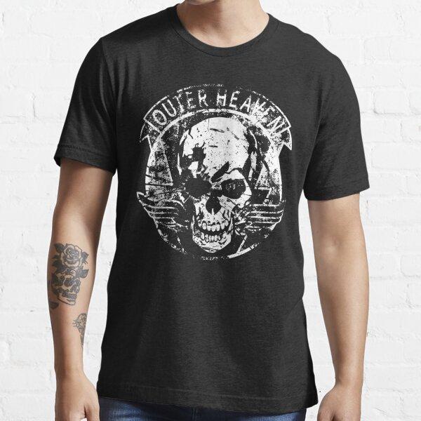 MGSV - A House Divided Essential T-Shirt